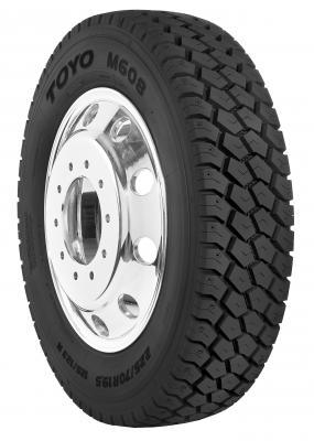 M608 Tires